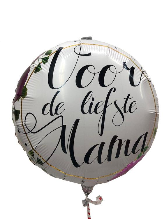 Folieballon mama 63024