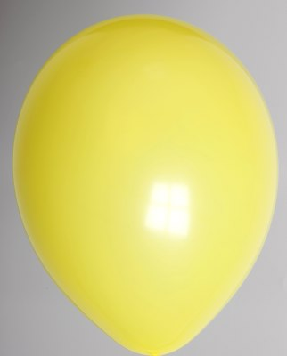 LATEX BALLON 581DC DARK YELLOW