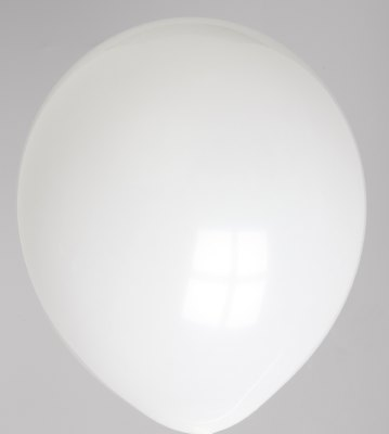 LATEX BALLON 545DC WHITE