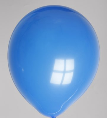 LATEX BALLON 544DC ROYAL BLUE