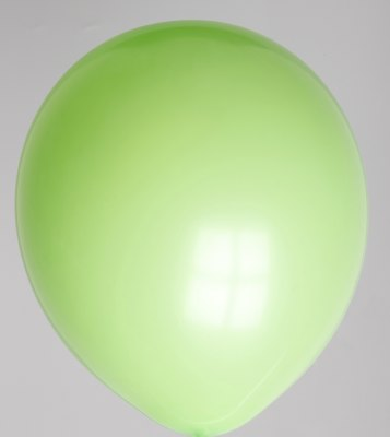 LATEX BALLON 565DC LIME GREEN