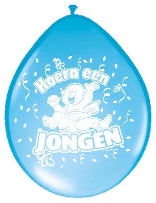 Ballonnen geboorte jongen 08231.