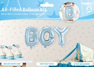 Ballonkit geboorte jongen 29282.