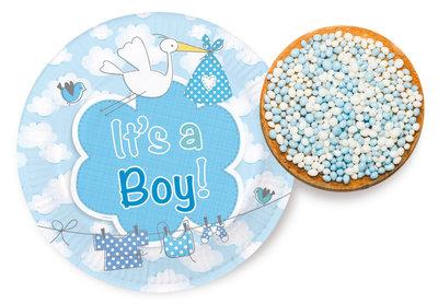 Bordjes geboorte jongen 63630.