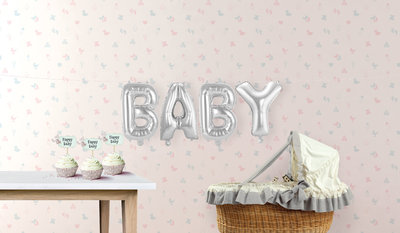 Ballonkit geboorte baby 29281.