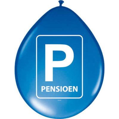 Ballonnen Pensioen 63453.
