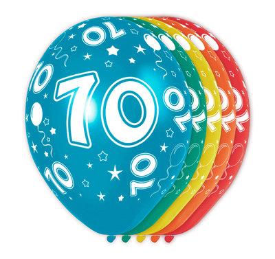 Ballonnen 70 jaar 19370.