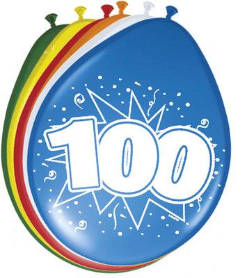 Ballonnen 100 jaar 08300.