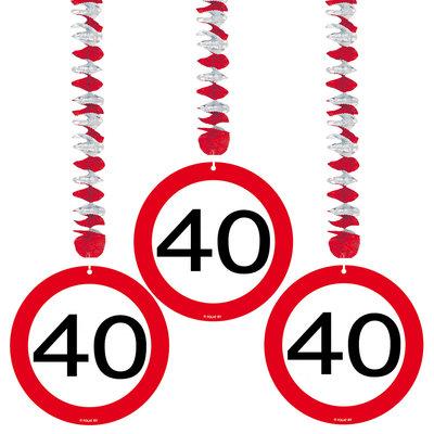 Hangdeco 40 jaar 05131.
