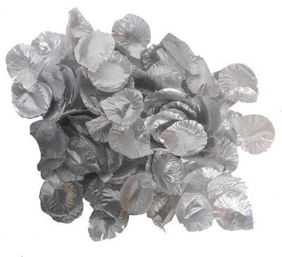 Rozenblaadjes zilver 08876.