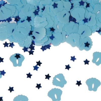 Confetti geboorte jongen 64583.