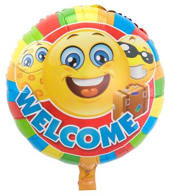 Folieballon Welkom 60637.