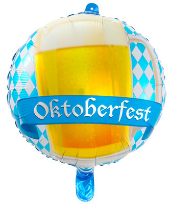 Folieballon oktoberfest 63109.