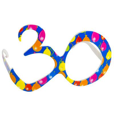 Bril 30 jaar 00027 b.