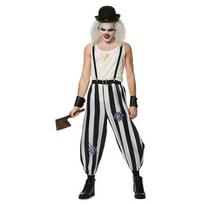 Clown kostuum 24-84152-02.