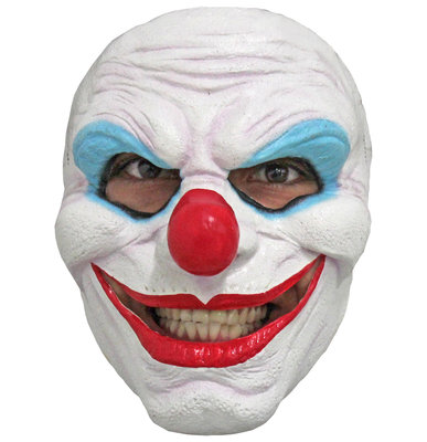Masker clown 54-21124.