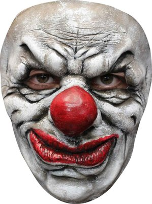 Masker creepy clown 54-21020.
