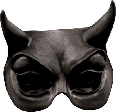 Masker duivel 54-25002bk.