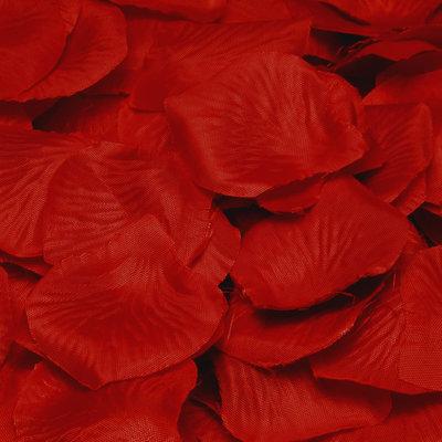 Luxe rozenblaadjes rood 08840.