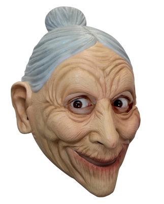 Hoofdmasker oude vrouw 54-22072.