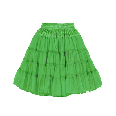 Petticoat groen 0724-0300.