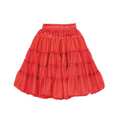 Petticoat rood 0724-0500.