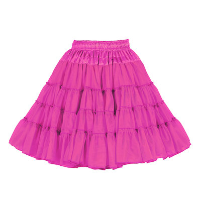 Petticoat roze 0724-1100.