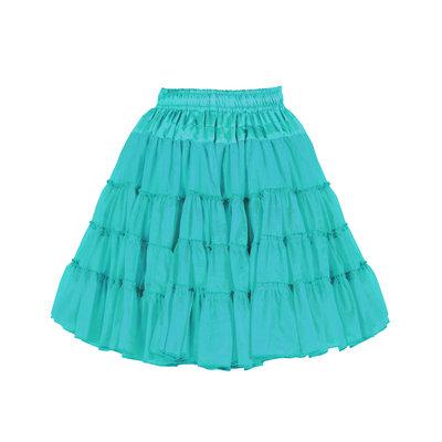 Petticoat turquoise 0724-1500.