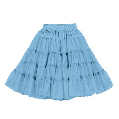 Petticoat babyblauw 0724-2000.